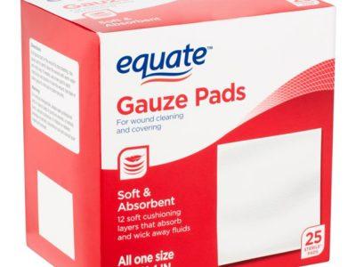 4x4 Gauze Pads